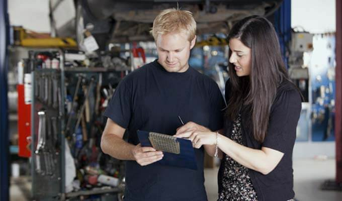 Car servicing in Kent