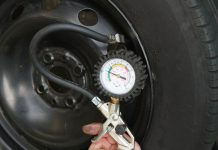 Why checking car tyre pressure is essential