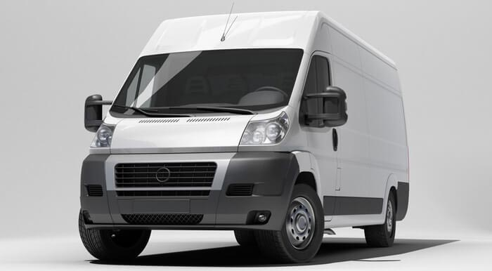 Buying a commercial van