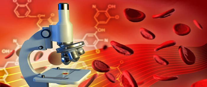 Live blood test and blood analyses