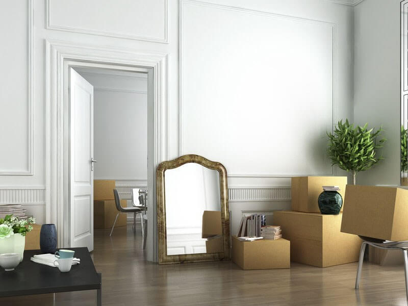 The logistics of moving home