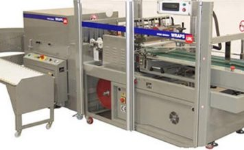 Wrapping machinery