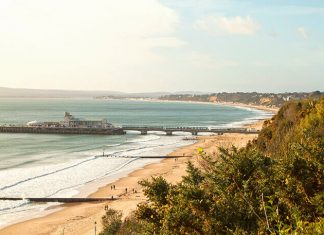 Why visit Bournemouth Beach