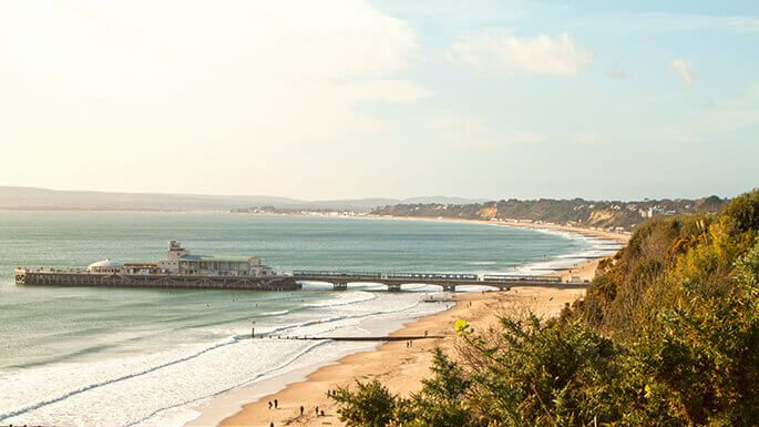 Why visit Bournemouth Beach