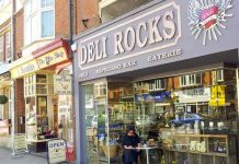 Deli Rocks in Southbourne