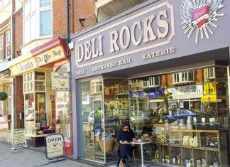 Deli Rocks in Southbourne