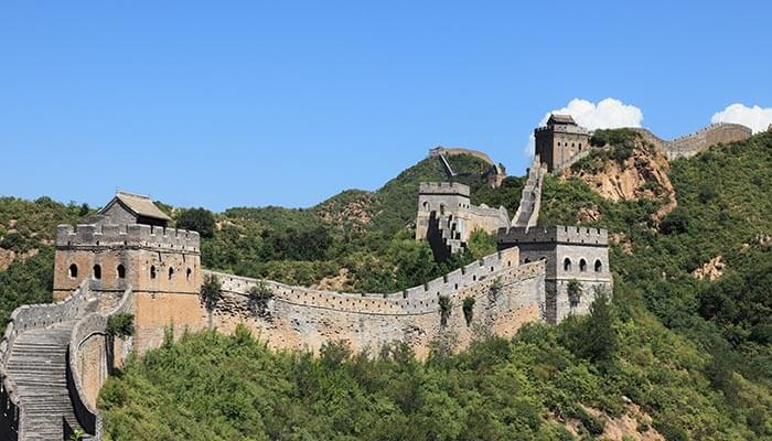Travel to China - the Great Wall