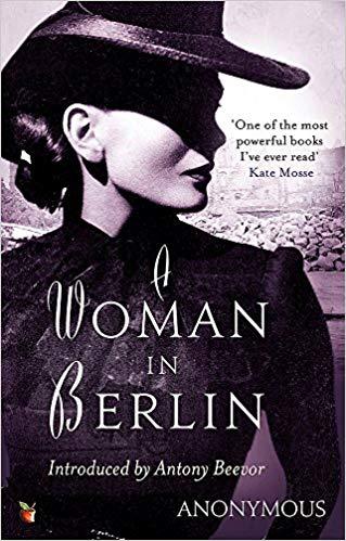 A women in Berlin