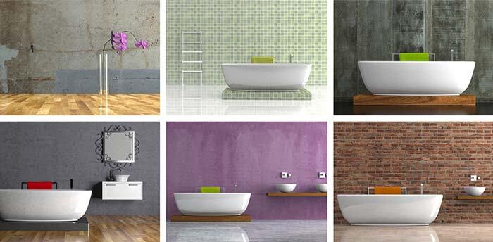 Ideas for a bathrooms makeover