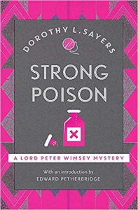 Strong Poison, by Dorothy L. Sayers