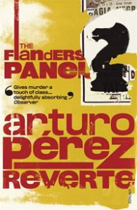 The Flanders Panel by Arturo Peréz-Reverte