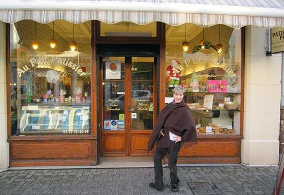 Au ptit Pâtissier in Wimereux