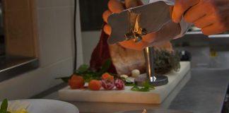 Dining at Ristorante la Giostra