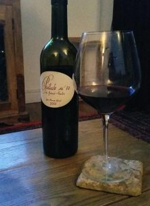 A bottle of Prelude No.10 du Grand Moulin