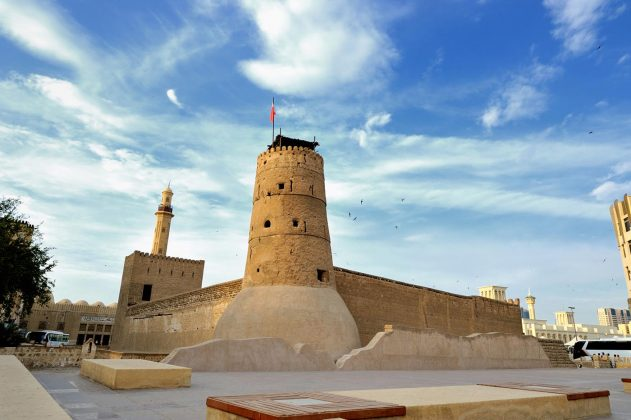 Dubai Museum at Al Fahidi Fort