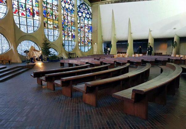 Eglise Sainte Jeanne D'Arc, Rouen