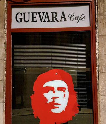Guevara Cafe in Rouen