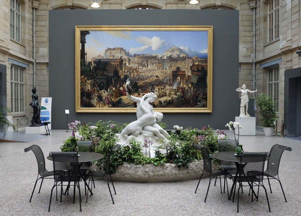 Museum des Beaux-Arts in Rouen