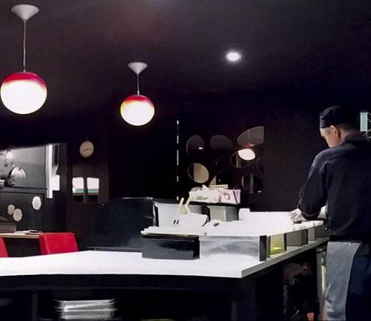 The Rising Sun Sushi bar