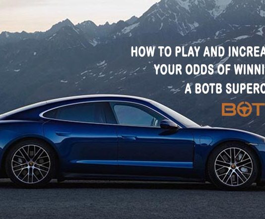 Win a car at BOTB