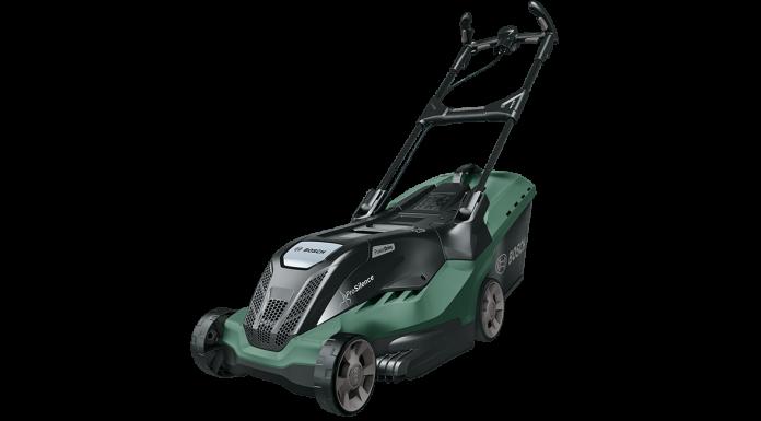Bosch AdvancedRrotak 650 prosilence lawnmover